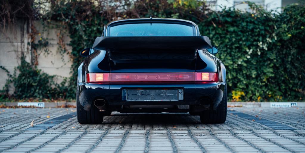 1991 Porsche 964 RUF RCT 3.6 L, 6 Ganggetriebe aus 1. Hand