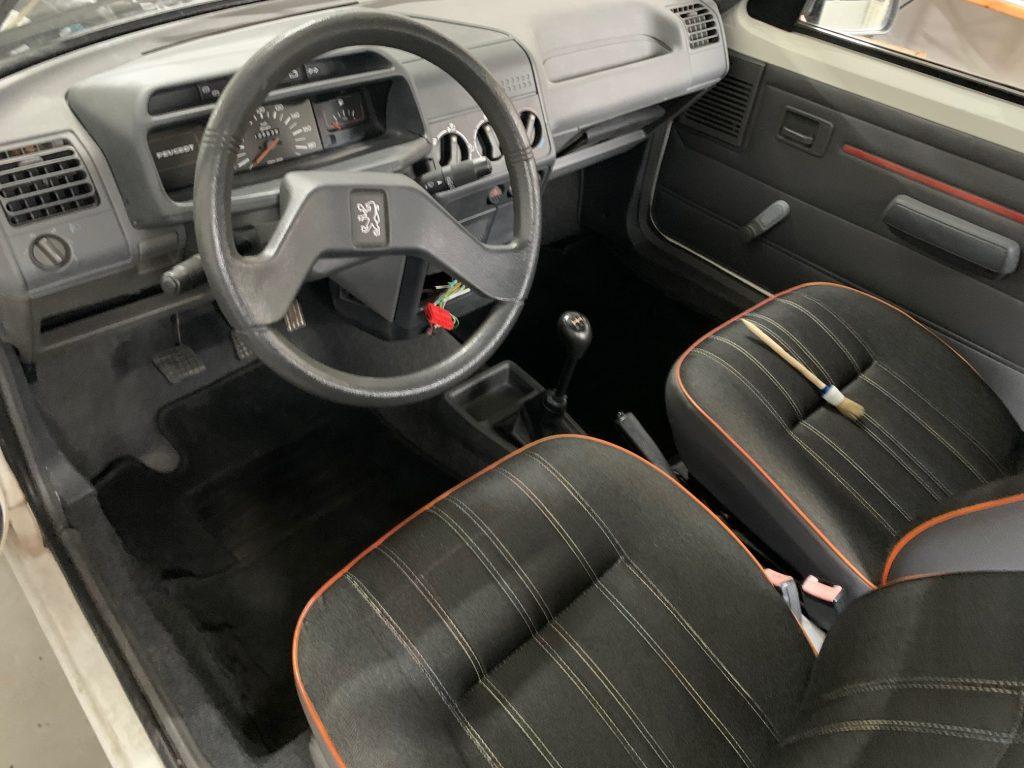 Peugeot 205 Look - Youngtimer top in Schuss !