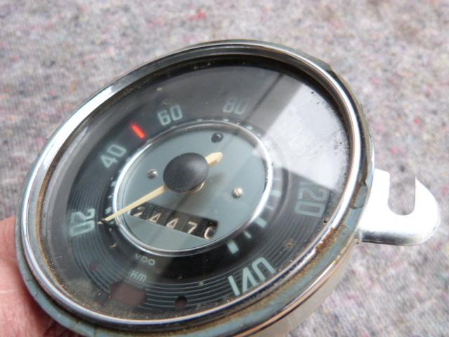 VW KÄFER TACHO - 1966 - TACHO VW guter Zustand !