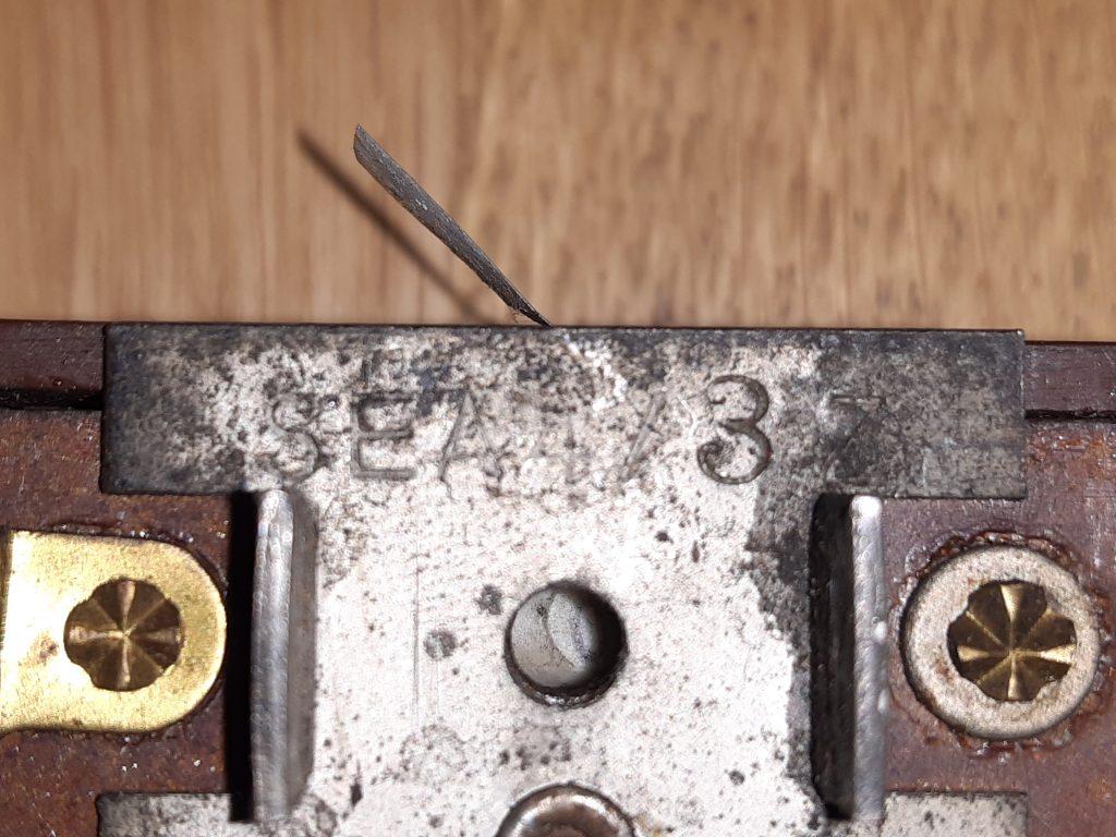 Bosch Sicherungsdosen 4-Polig 1920-1930er Jahre restauriert