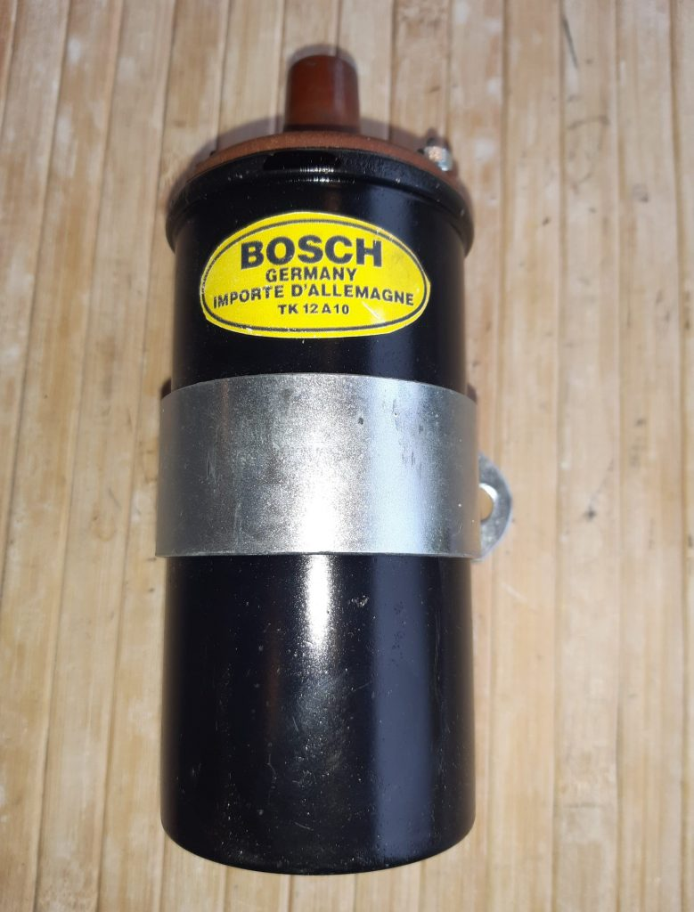 Bosch Zündspule TK12A10    BMW 502, Mercedes 220,300,300SL,600