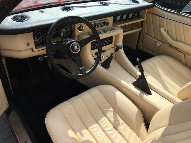ISO Rivolta Lele, voll restauriert, 5-Gang Handschalter mit Chevrolet V8 Motor und seltenem Schiebedach