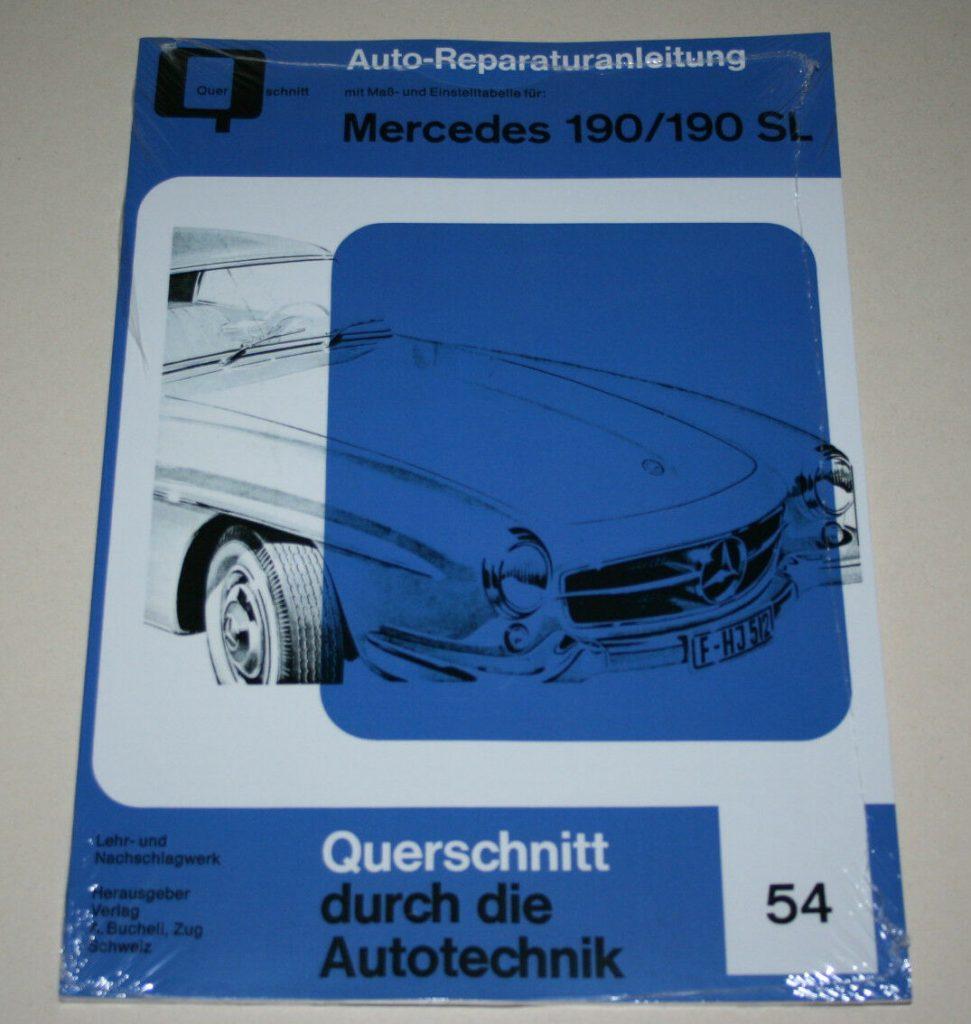 Reparaturanleitung Mercedes Benz R107 / W123 / W124 / W116 / W460 / R121 und viele mehr
