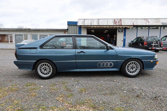 Audi Ur Quattro Bj. 1985